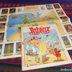 Coleccionismo Álbum: ASTÉRIX COMPLETO 240 CROMOS CON EL PÓSTER. PANINI 1987. DIFÍCIL Y BUEN ESTADO.. Lote 101274875
