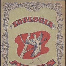 Coleccionismo Álbum: ALBUM COMPLETO ZOOLOGIA AVES CROMOS CULTURA EDITORIAL BRUGUERA. Lote 101463511