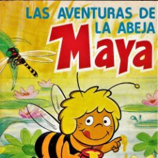 Sammeln Sammelalbum - LAS AVENTURAS DE LA ABEJA MAYA. Danone, 1977. Álbum de cromos completo. - 102099607