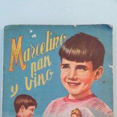 Coleccionismo Álbum: ALBUM DE CROMOS - MARCELINO, PAN Y VINO - EDITORIAL FHER AÑOS 50. Lote 102267695