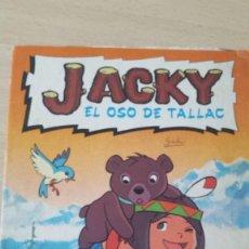 Sammeln Sammelalbum - Jacky, el oso de Tallac. Danone - 102312871