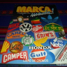 Coleccionismo Álbum: MARCA MANÍA! COMPLETO 205 CROMOS. EDICIONES ESTE 1987. BUEN ESTADO.. Lote 184162992