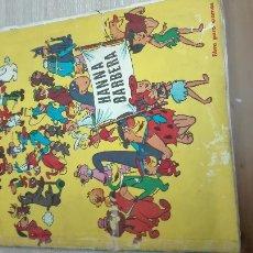 Coleccionismo Álbum: ALBUM FESTIVAL HANNA BARBERA COMPLETO. Lote 102746655