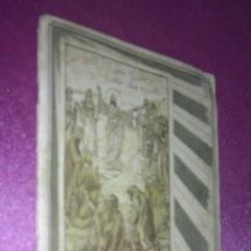 Coleccionismo Álbum: HISTORIA SAGRADA 1940 JUVENTUD DE ACCION CATOLICA ALBUM DE CROMOS COMPLETO. Lote 103026615