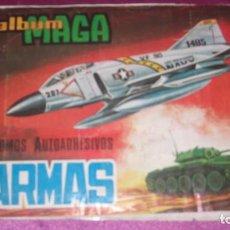 Coleccionismo Álbum: ARMAS ALBUM DE CROMOS MAGA COMPLETO . Lote 103255991