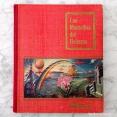 Coleccionismo Álbum: ALBUM DE CROMOS - LAS MARAVILLAS DEL UNIVERSO - NESTLÉ - 1955 - COMPLETO. Lote 103267927