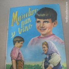 Coleccionismo Álbum: ALBUM COMPLETO MARCELINO PAN Y VINO FHER. Lote 103327035