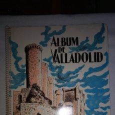 Coleccionismo Álbum: ALBUM DE CROMOS DE VALLADOLID . AÑO 1962 . COMPLETO . Lote 103444347