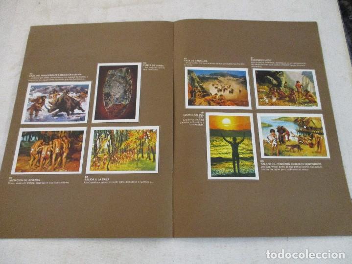 Coleccionismo Álbum: COLECCION CROMOS DE DONDE VENIMOS ALBUM COMPLETO EDICIONES NUEVA GENERACION - Foto 3 - 103515975
