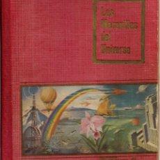 Coleccionismo Álbum: LAS MARAVILLAS DEL UNIVERSO I Y II. ÁLBUMS NESTLÉ, 1955-1957 (COMPLETOS) . Lote 103719287