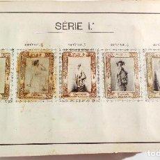 Coleccionismo Álbum: FOTOTIPIAS CAJAS DE CERILLAS - ALBUM 8 SERIES - FALTAN SERIE 5 Nº70 Y SERIE 8 Nº2 - BUEN ESTADO. Lote 103732067