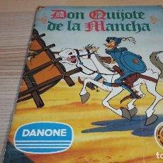Coleccionismo Álbum: DON QUIJOTE DE LA MANCHA. COMPLETO. DANONE. Lote 104512315