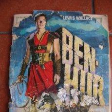 Coleccionismo Álbum: ABUM BEN HUR. Lote 105037219