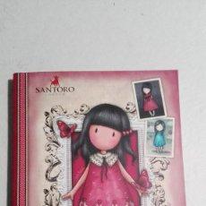 Coleccionismo Álbum: ALBUM CROMOS SANTORO LONDON ((GORJUSS). EDITORIAL PANINI. Lote 105101463