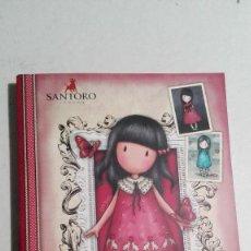 Coleccionismo Álbum: ALBUM CROMOS SANTORO LONDON ((GORJUSS). EDITORIAL PANINI. Lote 105101667