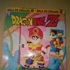 Collectable Albums - ALBUM CROMOS DRAGON BALL Z COMPLETO PANINI - 105336279