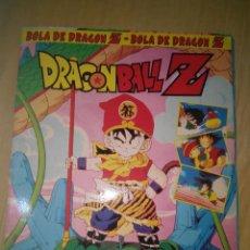Coleccionismo Álbum: ALBUM CROMOS DRAGON BALL Z COMPLETO PANINI. Lote 105336279