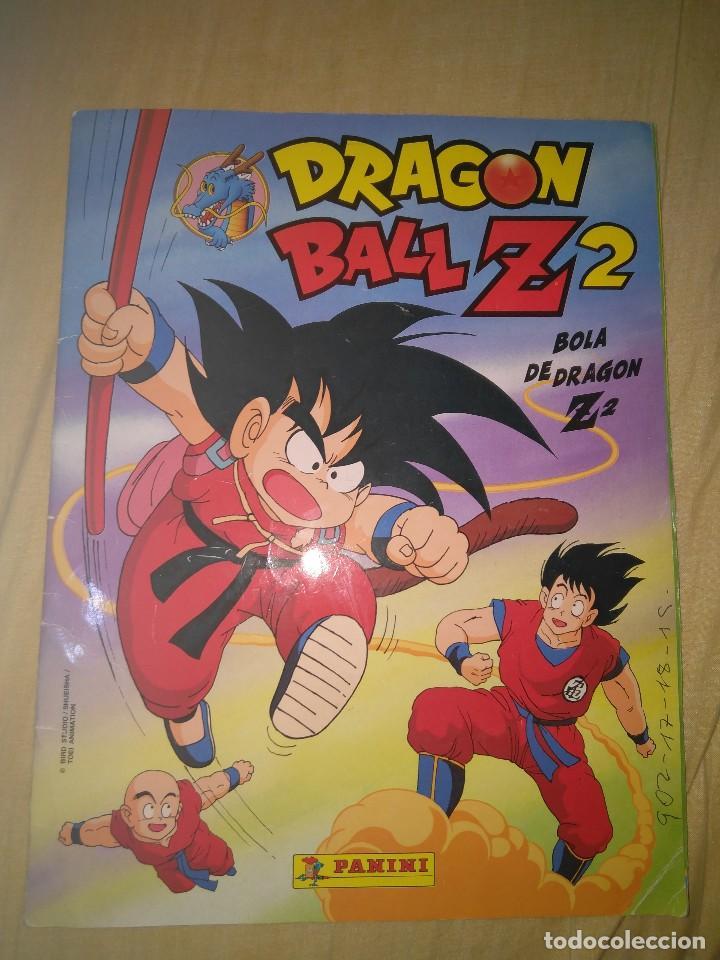 ALBUM CROMOS DRAGON BALL Z 2 COMPLETO PANINI (Coleccionismo - Cromos y Álbumes - Álbumes Completos)