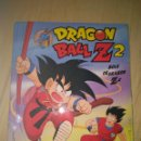 Coleccionismo Álbum: ALBUM CROMOS DRAGON BALL Z 2 COMPLETO PANINI. Lote 105336755