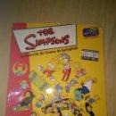 Coleccionismo Álbum: ALBUM CROMOS LOS SIMPSONS COMPLETO PANINI COLECCION CROMOS SPRINGFIELD. Lote 105370083