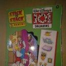 Coleccionismo Álbum: ALBUM CROMOS STICK STACK LOS 101 DALMATAS PANINI. Lote 105370703