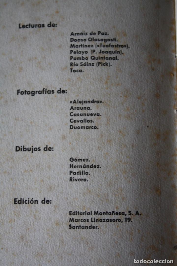 Coleccionismo Álbum: LA VOZ DE CANTABRIA. CULTURA MONTAÑESA. 1932-1933. COMPLETO. - Foto 5 - 105727799