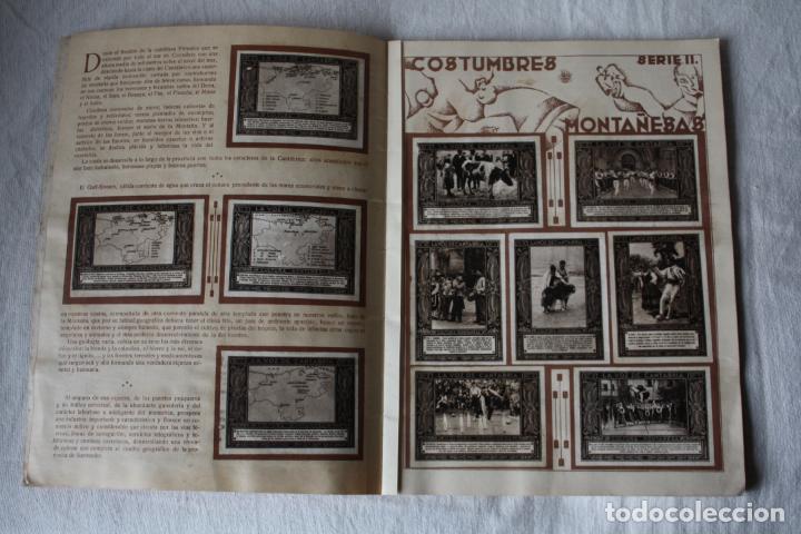 Coleccionismo Álbum: LA VOZ DE CANTABRIA. CULTURA MONTAÑESA. 1932-1933. COMPLETO. - Foto 6 - 105727799