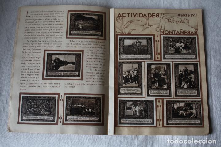 Coleccionismo Álbum: LA VOZ DE CANTABRIA. CULTURA MONTAÑESA. 1932-1933. COMPLETO. - Foto 8 - 105727799
