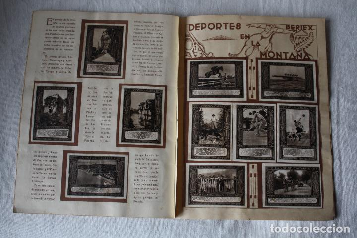 Coleccionismo Álbum: LA VOZ DE CANTABRIA. CULTURA MONTAÑESA. 1932-1933. COMPLETO. - Foto 14 - 105727799