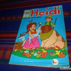 Coleccionismo Álbum: HEIDI ÉXITO DE TELEVISIÓN COMPLETO 210 CROMOS. FHER 1975.. Lote 106775275