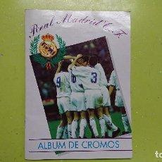 Coleccionismo Álbum: ÁLBUM DE CROMOS REAL MADRID C. F., COMPLETO . Lote 106951671