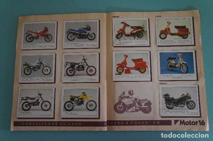 Coleccionismo Álbum: ALBUM DE MOTOS AÑO 1987 DE EDITORIAL UNIDAS,S.A - Foto 13 - 107493083