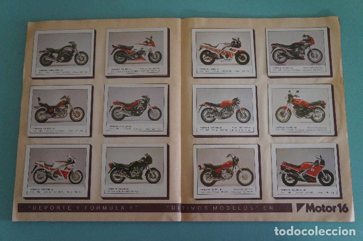 Coleccionismo Álbum: ALBUM DE MOTOS AÑO 1987 DE EDITORIAL UNIDAS,S.A - Foto 15 - 107493083