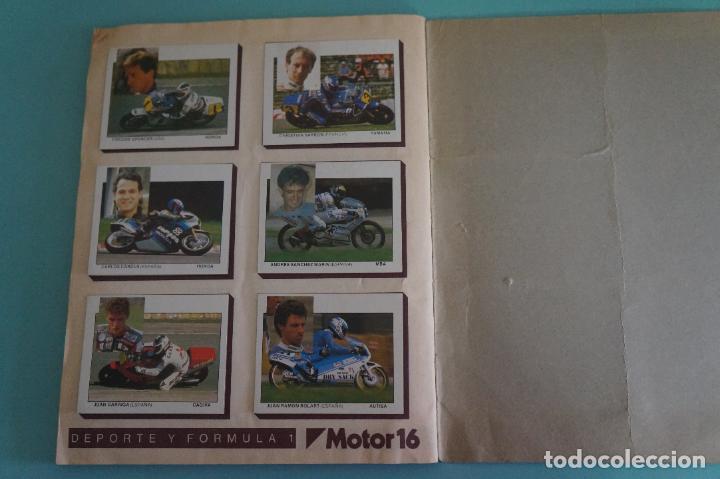 Coleccionismo Álbum: ALBUM DE MOTOS AÑO 1987 DE EDITORIAL UNIDAS,S.A - Foto 18 - 107493083