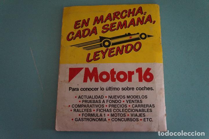 Coleccionismo Álbum: ALBUM DE MOTOS AÑO 1987 DE EDITORIAL UNIDAS,S.A - Foto 19 - 107493083