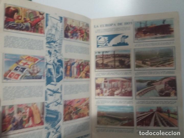 Coleccionismo Álbum: EL MUNDO EN QUE VIVIMOS. COMPLETO - Foto 3 - 107760619