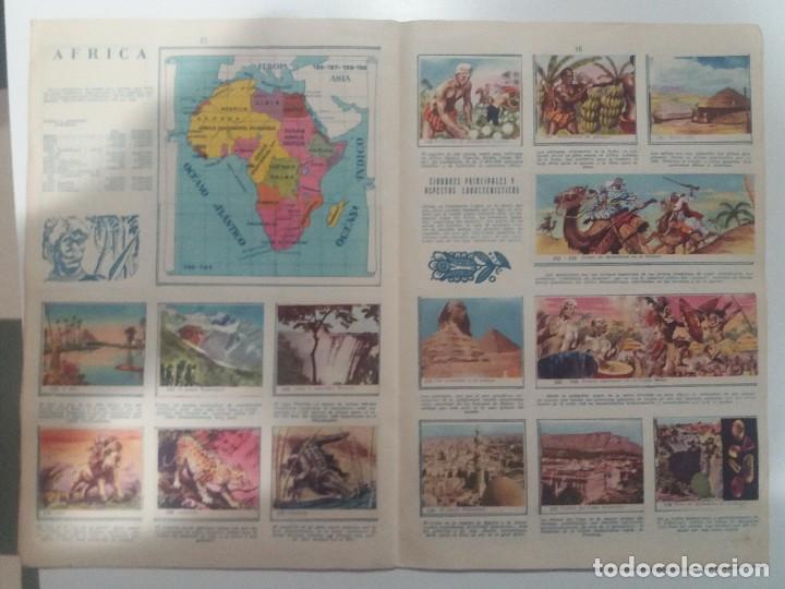 Coleccionismo Álbum: EL MUNDO EN QUE VIVIMOS. COMPLETO - Foto 4 - 107760619