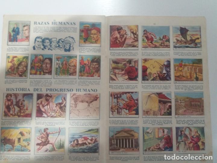 Coleccionismo Álbum: EL MUNDO EN QUE VIVIMOS. COMPLETO - Foto 5 - 107760619