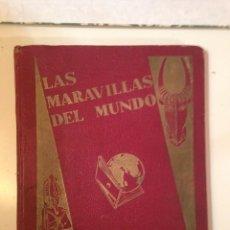 Coleccionismo Álbum: LAS MARAVILLAS DEL MUNDO NESTLÉ 1932. Lote 107783607