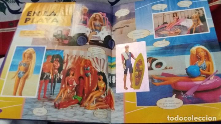 Coleccionismo Álbum: PANINI ALBUM BARBIE TM COMPLETO A FALTA DE 7 CROMOS CON POSTER CENTRAL. LEER - Foto 11 - 107823375