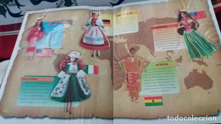 Coleccionismo Álbum: PANINI ALBUM BARBIE TM COMPLETO A FALTA DE 7 CROMOS CON POSTER CENTRAL. LEER - Foto 19 - 107823375