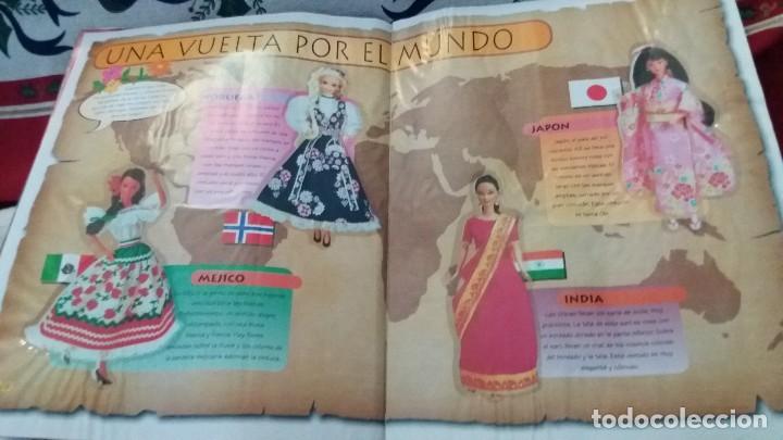 Coleccionismo Álbum: PANINI ALBUM BARBIE TM COMPLETO A FALTA DE 7 CROMOS CON POSTER CENTRAL. LEER - Foto 20 - 107823375