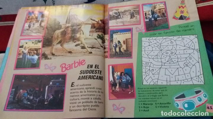 Coleccionismo Álbum: PANINI ALBUM BARBIE HOLIDAY COMPLETO A FALTA DE 14 CROMOS. LEER - Foto 5 - 107824695