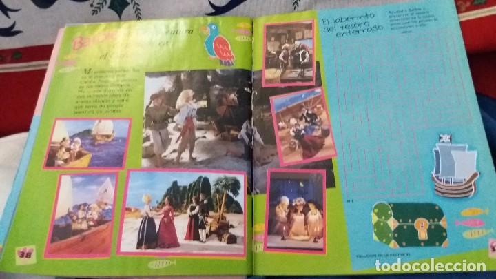 Coleccionismo Álbum: PANINI ALBUM BARBIE HOLIDAY COMPLETO A FALTA DE 14 CROMOS. LEER - Foto 8 - 107824695