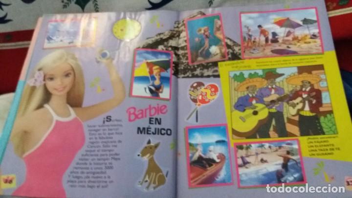 Coleccionismo Álbum: PANINI ALBUM BARBIE HOLIDAY COMPLETO A FALTA DE 14 CROMOS. LEER - Foto 9 - 107824695