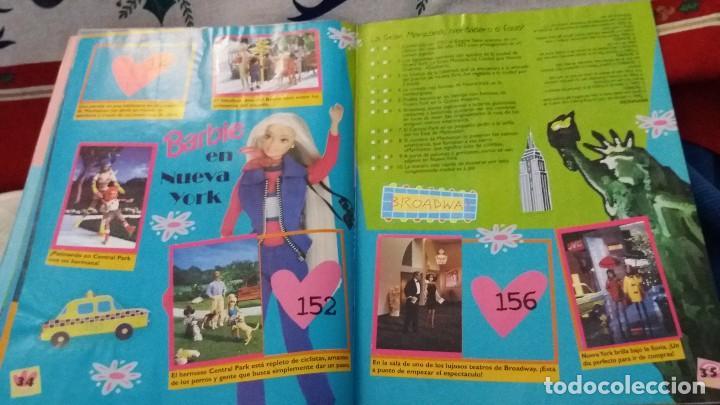 Coleccionismo Álbum: PANINI ALBUM BARBIE HOLIDAY COMPLETO A FALTA DE 14 CROMOS. LEER - Foto 10 - 107824695