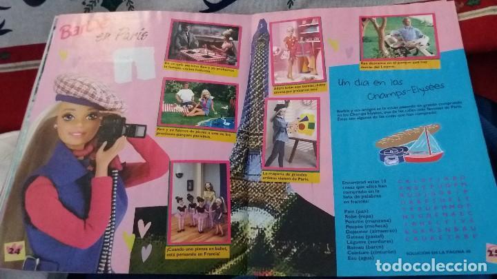 Coleccionismo Álbum: PANINI ALBUM BARBIE HOLIDAY COMPLETO A FALTA DE 14 CROMOS. LEER - Foto 15 - 107824695