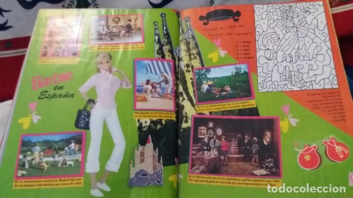Coleccionismo Álbum: PANINI ALBUM BARBIE HOLIDAY COMPLETO A FALTA DE 14 CROMOS. LEER - Foto 22 - 107824695