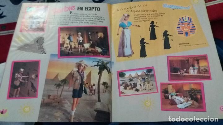 Coleccionismo Álbum: PANINI ALBUM BARBIE HOLIDAY COMPLETO A FALTA DE 14 CROMOS. LEER - Foto 24 - 107824695
