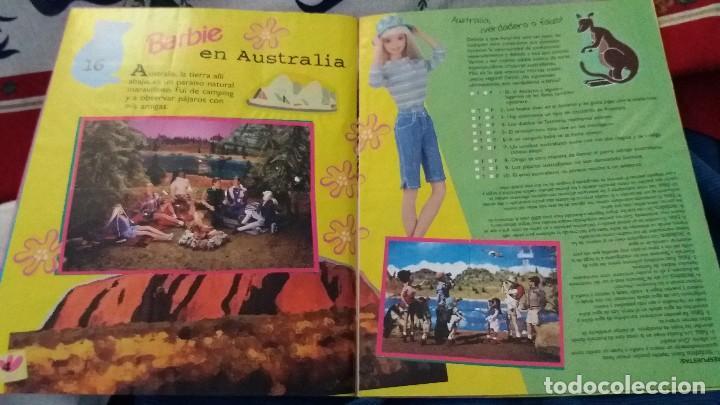 Coleccionismo Álbum: PANINI ALBUM BARBIE HOLIDAY COMPLETO A FALTA DE 14 CROMOS. LEER - Foto 25 - 107824695